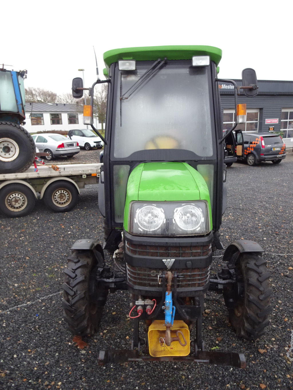 Tractor Pto Lift Bar : Europard wd traktor med frontlift pto