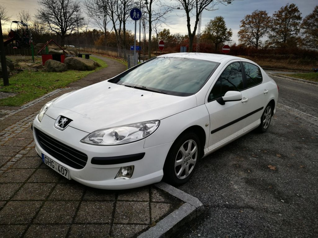 peugeot 407 for sale retrade offers used machines vehicles equipment and surplus material. Black Bedroom Furniture Sets. Home Design Ideas
