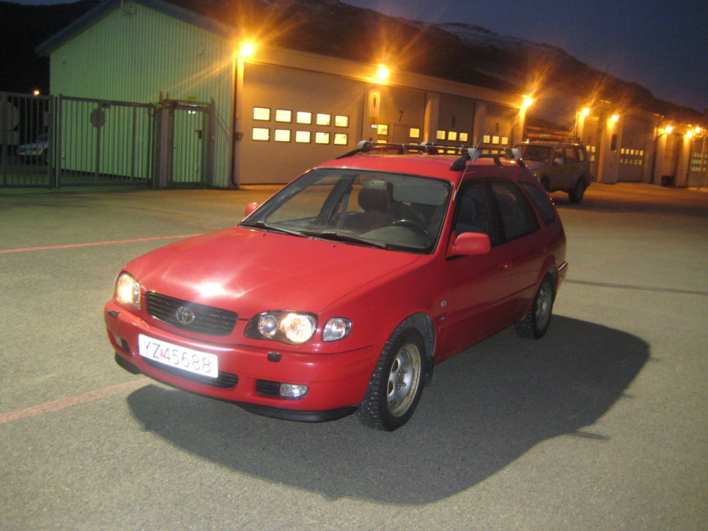 Toyota Corolla 4wd 2001 For Sale Retrade Offers Used Machines Hatchback 0