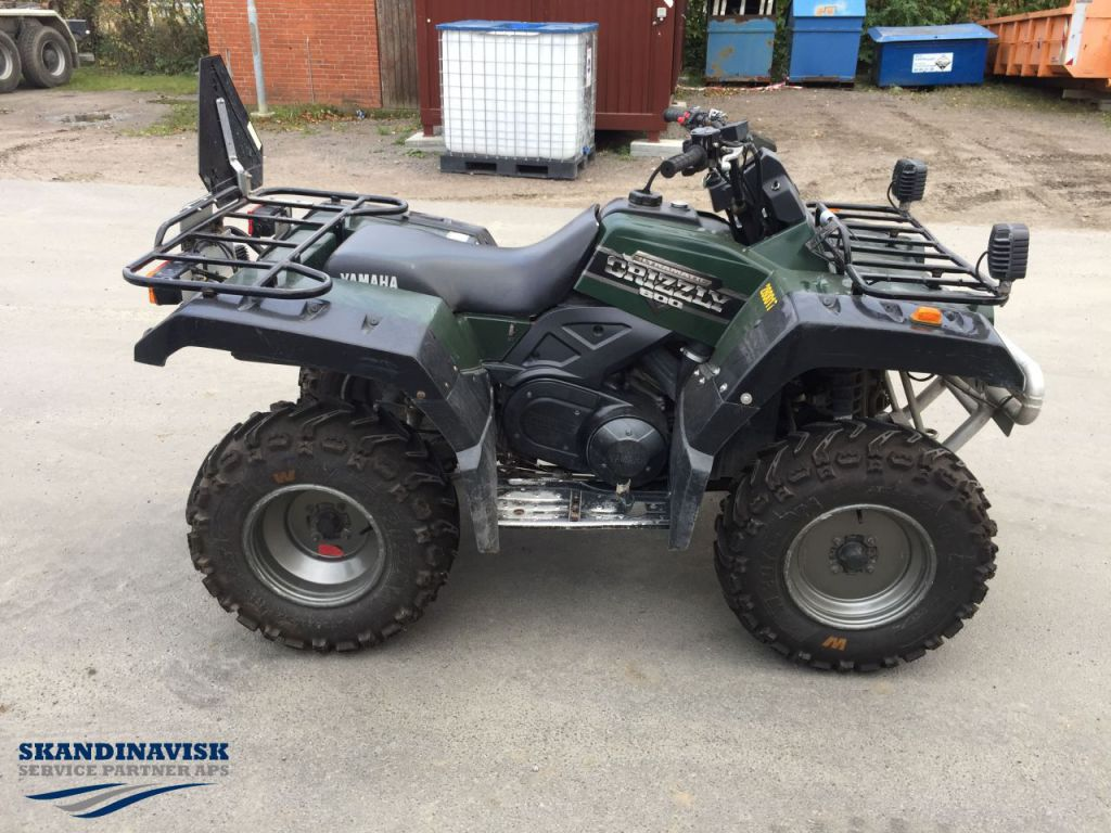Yamaha grizzly 600 atv for sale retrade offers used for Yamaha grizzly atv