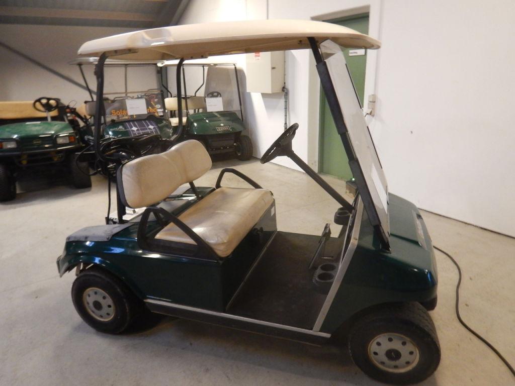 Club Car el-golfvogn til salg. P Retrade kan du kbe brugt udstyr, maskiner, kretjer og andet ...