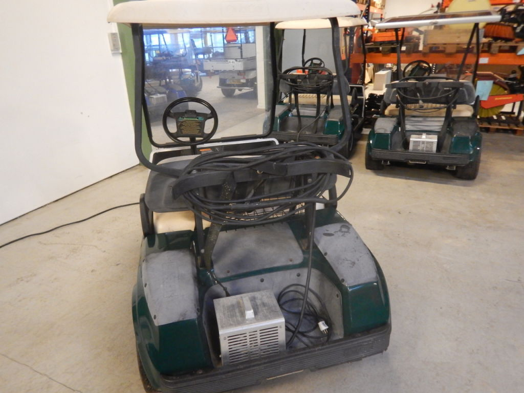 Club Car el-golfvogn til salgs. På Retrade kan du kjøpe brukte maskiner, utstyr, kjøretøy og ...