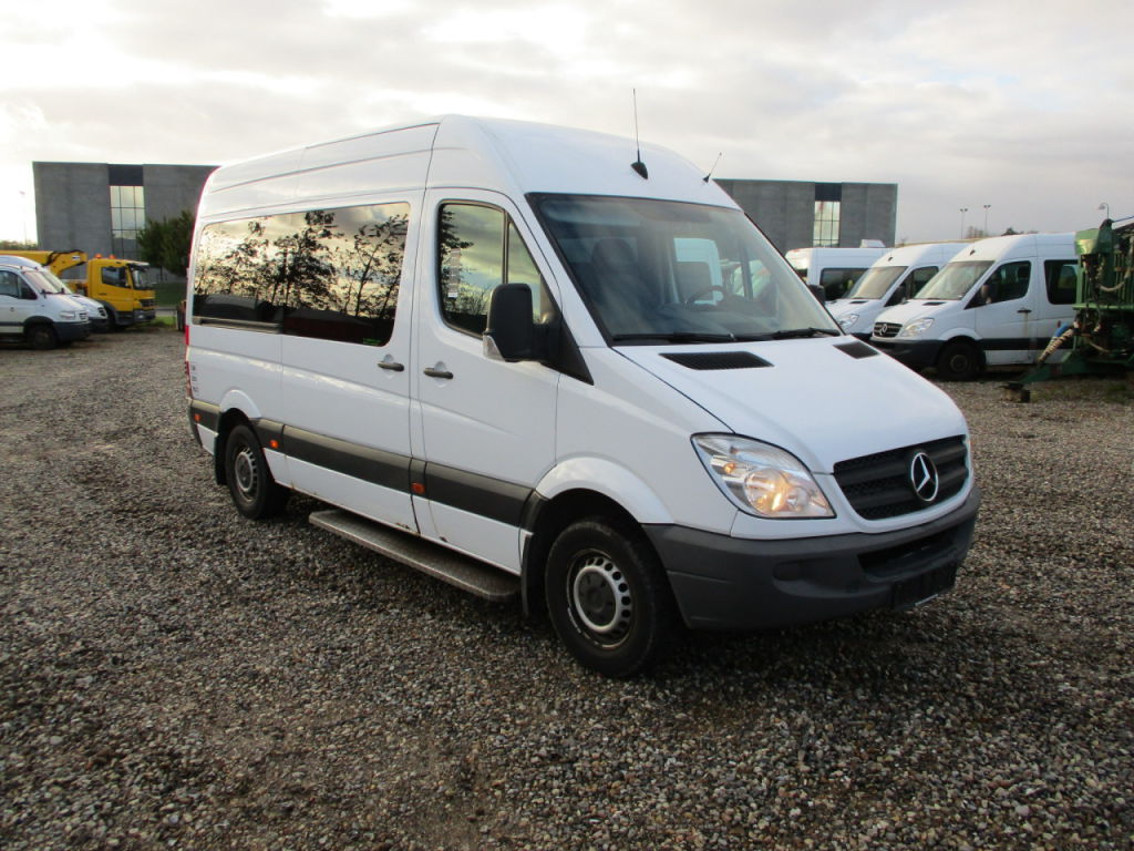 mercedes benz sprinter 315 cdi 12 pers 12 seats for sale. Black Bedroom Furniture Sets. Home Design Ideas