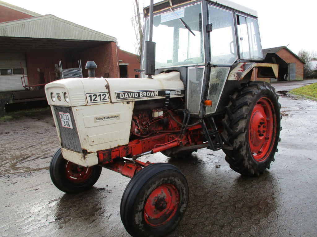 David Brown 1212 Tractor For Sale Retrade Offers Used