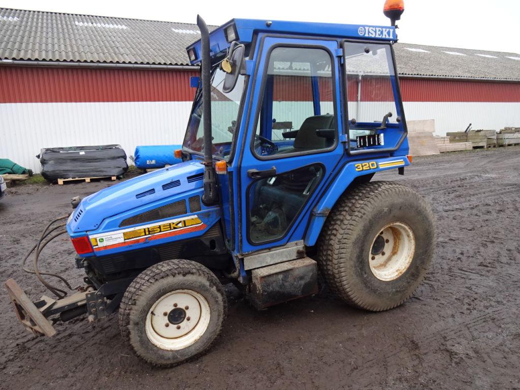 iseki 320 traktor tractor for sale retrade offers used. Black Bedroom Furniture Sets. Home Design Ideas