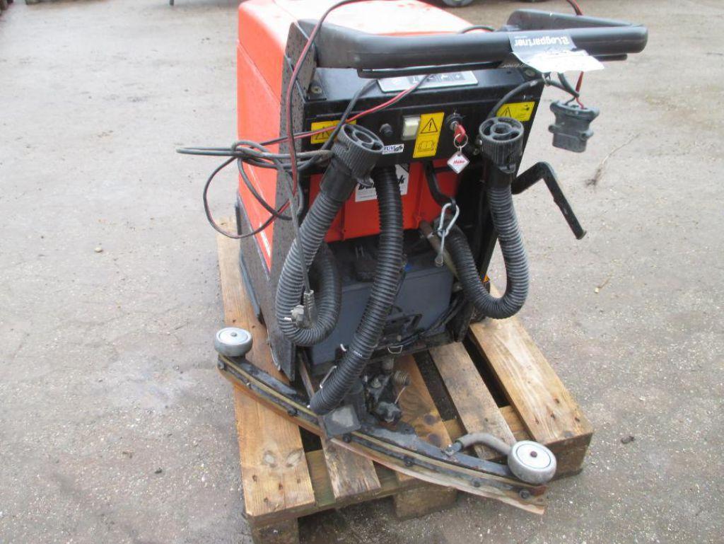 ... Hako Hakomatic E/B 450/530 gulv vasker / Floor cleaning machine - 4 ...