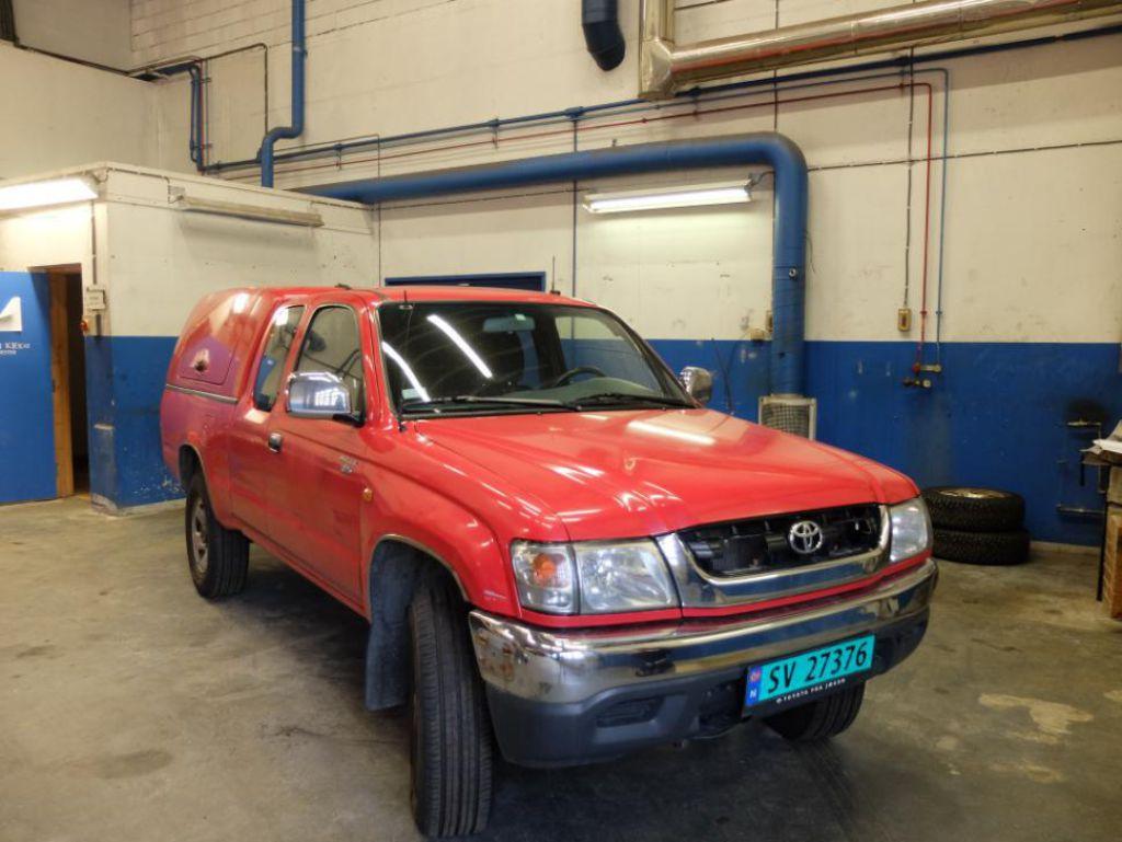 Kekurangan Toyota Hilux 2003 Tangguh