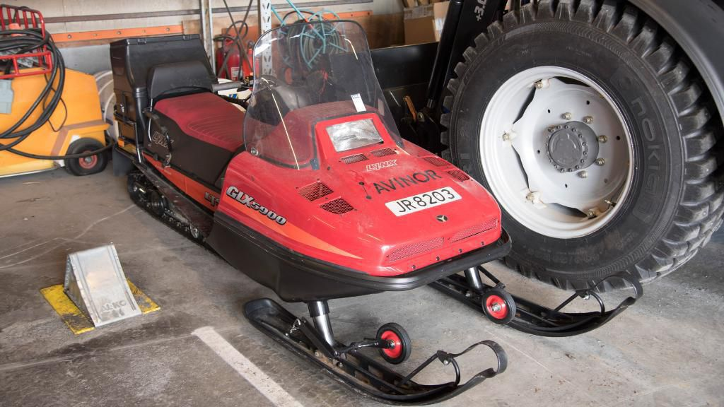 Snøscooter Lynx GLX 5900 for sale  Retrade offers used
