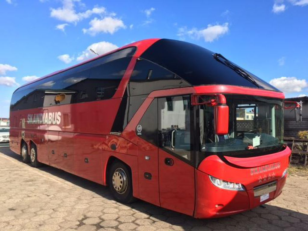 2007 neoplan 5218 shd starliner p12 astronic for sale. retrade