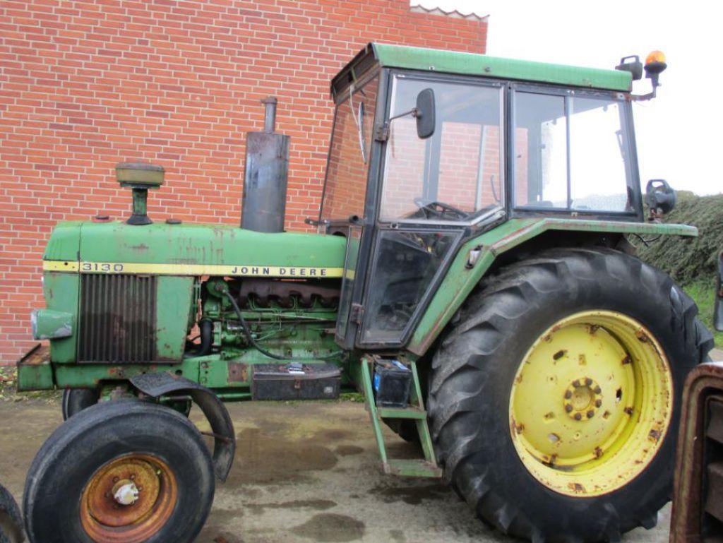 John Deere 3130 traktor / JD tractor til salg. På Retrade kan du købe brugt udstyr, maskiner ...