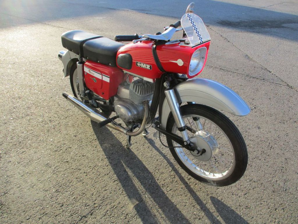 mz es150 1 motorcycle for sale retrade offers used machines vehicles equipment and surplus. Black Bedroom Furniture Sets. Home Design Ideas