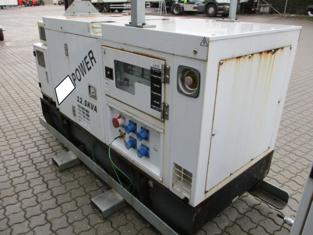 genset battery