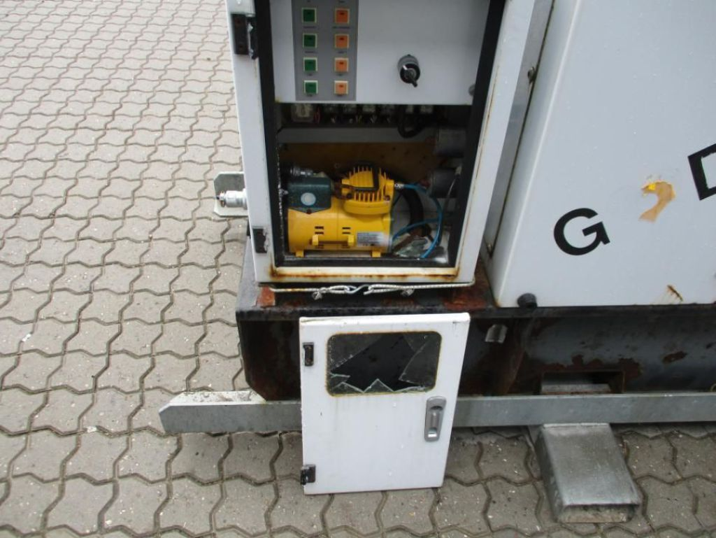 Generatoranlæg 12.5 KVA STAMFORDPERKINS Genset for sale