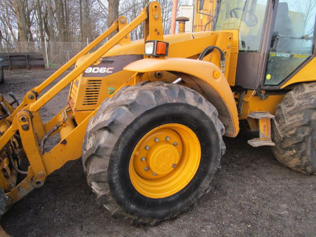 Hydrema 906C Rendegraver / Hydrema 906C backhoe for sale. Retrade offers used machines, vehicles ...