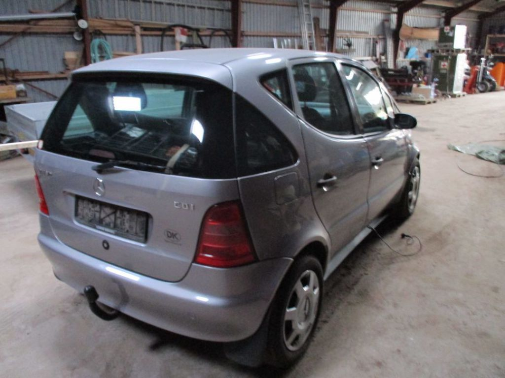 mercedes benz a170 cdi for sale retrade offers used machines vehicles equipment and surplus. Black Bedroom Furniture Sets. Home Design Ideas