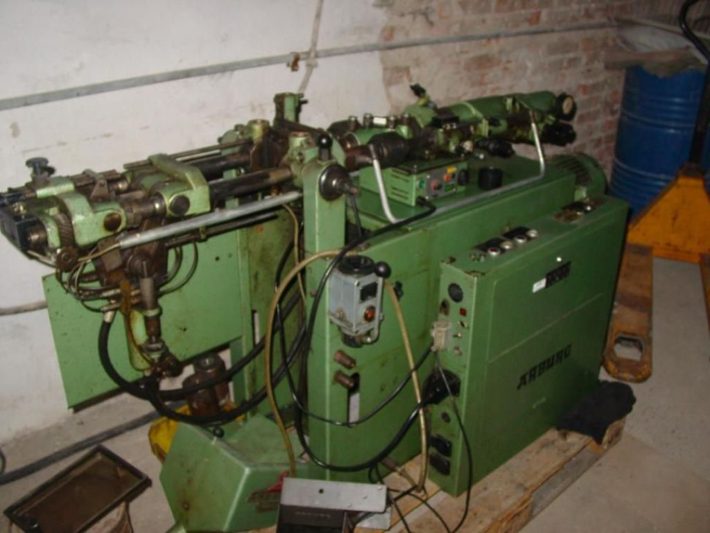 Arburg Allrounder 100 Plastic Injection Moulding Machine