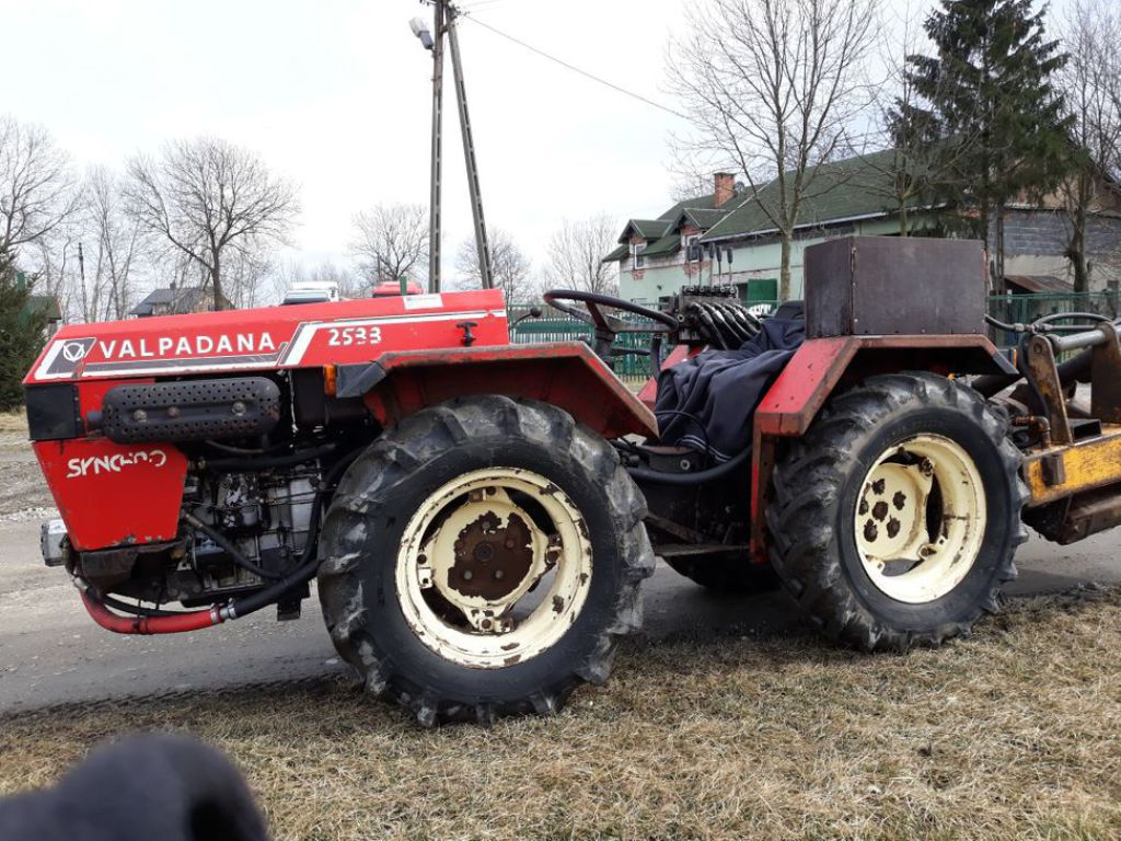 Tractor Valpadana 2533 For Sale Retrade Offers Used