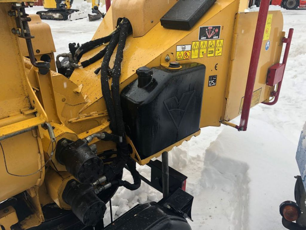 Woodchipper VERMEER BC 160XL for sale  Retrade offers used