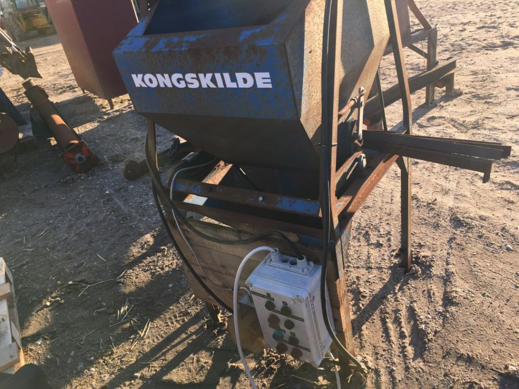 Kongskilde sugetrykblæser / Suction blower for sale  Retrade