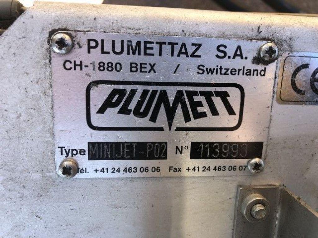 Minijet P02 Fiberblåsning/Fiber blowing for sale  Retrade