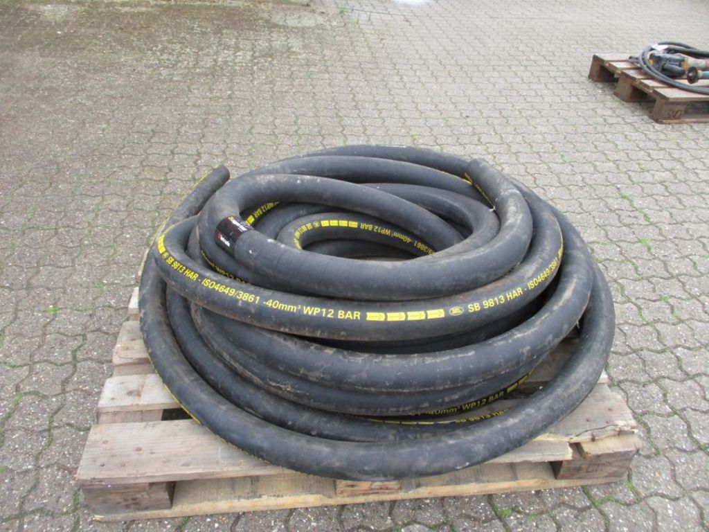 Trykluftslange 2 50mm 50 meter air hose 2inch 50mm 50 for Schreibtisch 2 50 meter