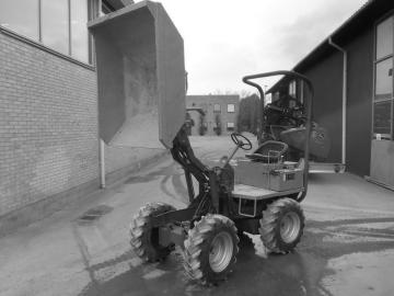 Lifton loadstar dumper