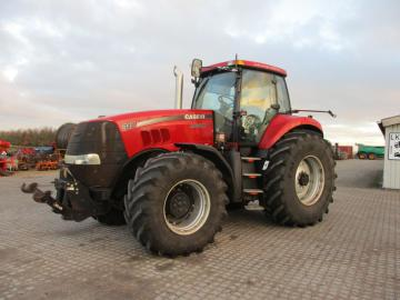 CASE IH MAGNUM 310 4wd tractor 5800 hours