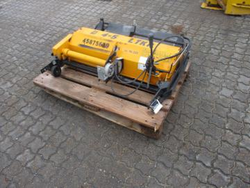 Stiga slagleklipper til frontmontering / Flail mower for front mounting