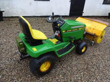 John Deere LX 178 med kost. / with sweeper