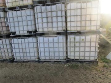 Palletanke / Pallet tanks