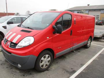 Renault Trafic T 29 L2H1 2.0 DCI 115