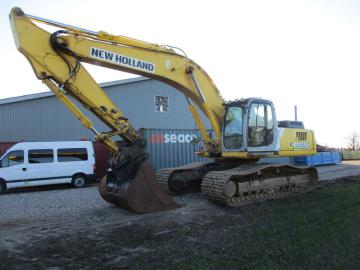 New Holland E385 Gravemaskine / Excavator