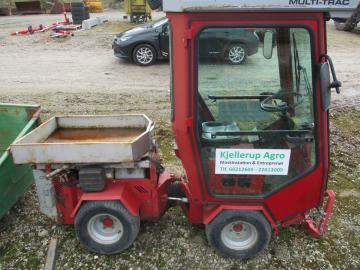 Lydersen Multi-Trac L327-4 / Utility Carrier