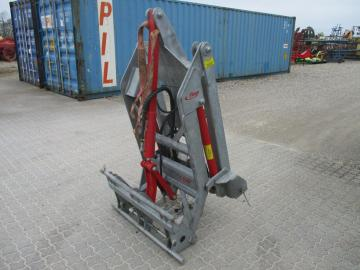 Fliegl front læsser til 3 punkts ophæng / Front loader for 3 point hitch