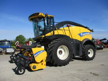 New Holland FR 550 Finsnitter / Forage Harvester 2017