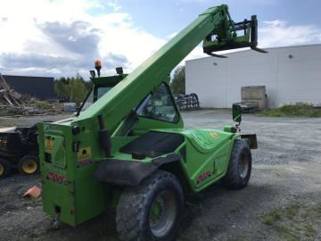 Merlo P38.13 PLUS Teleskoptruck