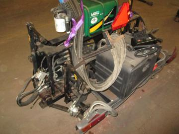 Ransomes 9 ledet cylinderklipper / 9 joint reel mower