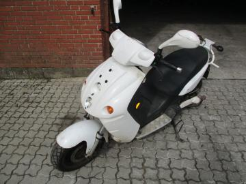 EL-scooter E-Max SD110 48 V 60 Amp