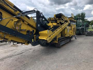 Keestrack R3 Återvinningskross/Recycling crusher