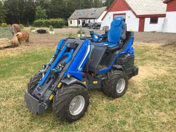 MultiOne 7,3 SD Minilæsser / Mini Loader