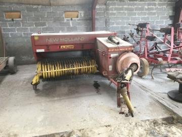 New Holland Hayliner 376 balle presser / Mini baler