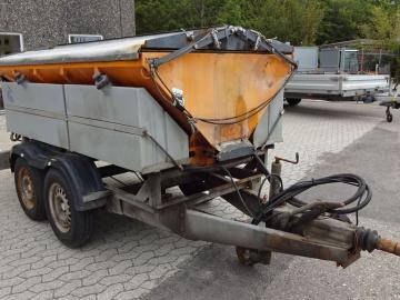 Epoke bugseret saltspreder / trailed salt spreader