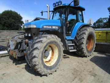New Holland 8870 4wd Tractor