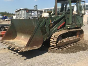 Case 1150C Bandlastare/Tracked loader