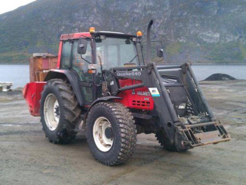 Valmet 9660 6400- 4 turbo Traktor til salgs. På Retrade kan du kjøpe brukte maskiner, utstyr ...
