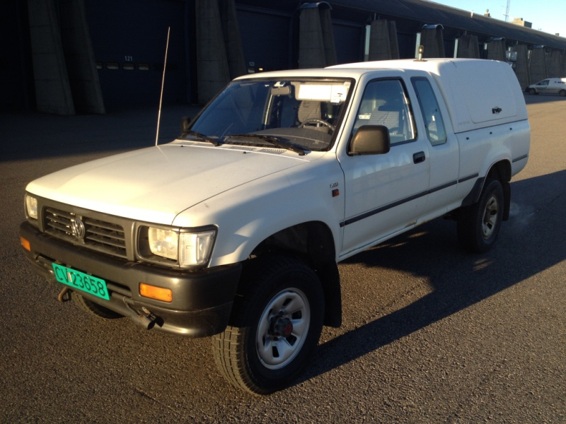 vw taro 2 4d pick up 4wd med hardtop for sale retrade offers used machines vehicles. Black Bedroom Furniture Sets. Home Design Ideas