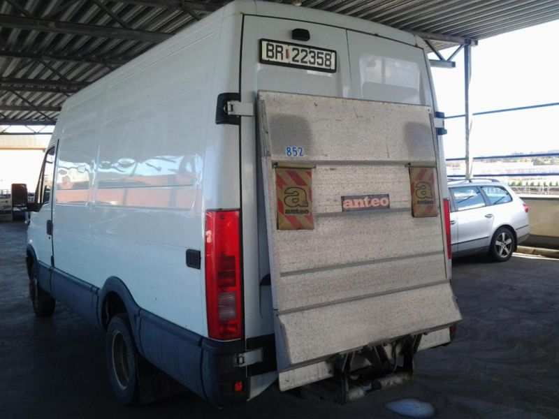 IVECO DAILY 50C17 M/ BAKLØFTER - 3