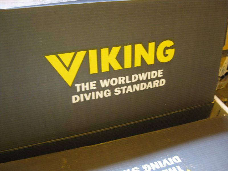 7 stk. Dykkerdrakt/ Diving suit Viking, nye/new - 2