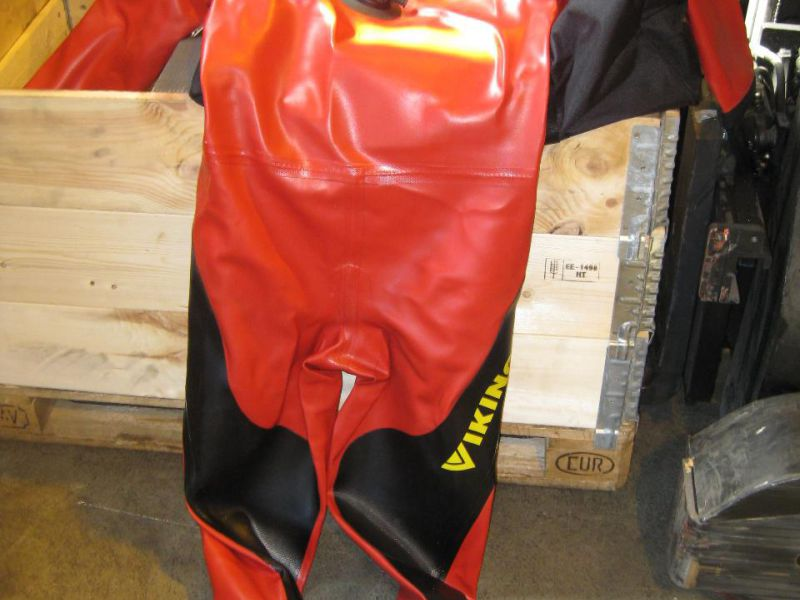 7 stk. Dykkerdrakt/ Diving suit Viking, nye/new - 10