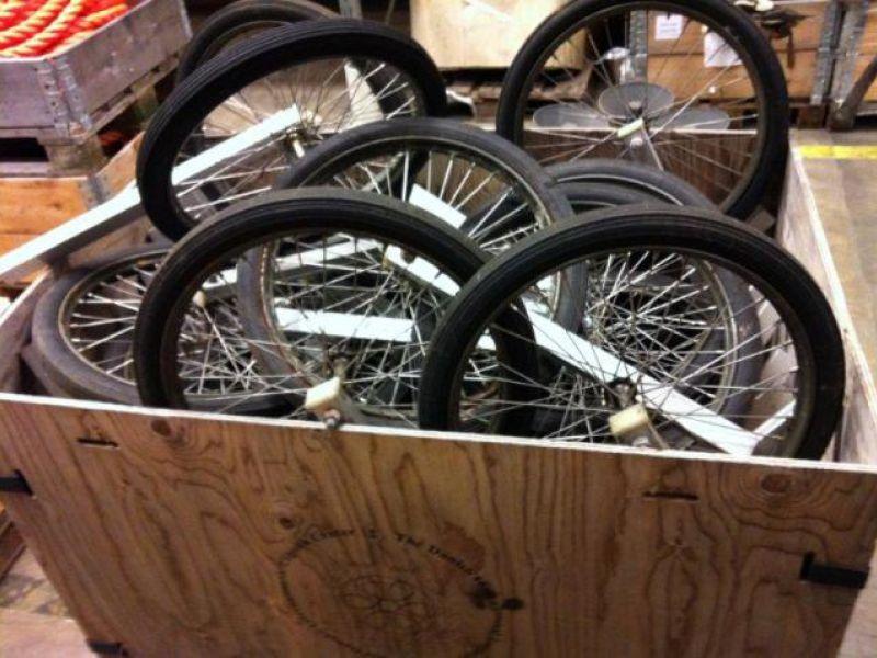 Lot Med Cykelhjul Med Faste Ringe For Sale Retrade Offers